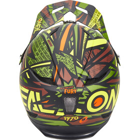 ONeal Fury RL Helmet SYNTHY green